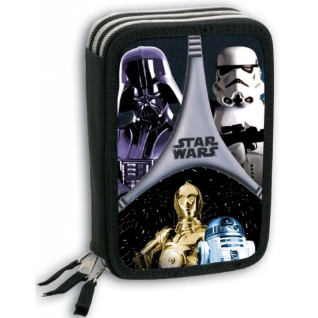 PLUMIER TRIPLE  STAR WARS FLASH
