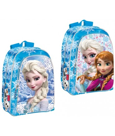 MOCHILA INTERCAMBIABLE FROZEN HEART
