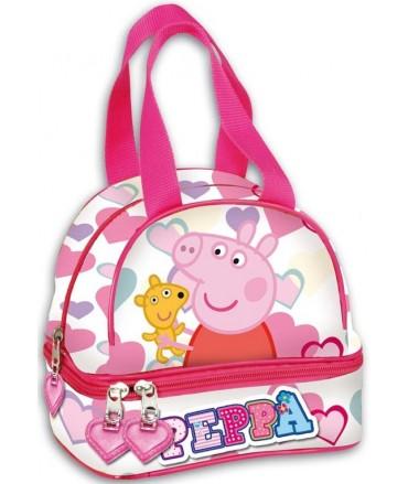 PORTA MERIENDA  PEPPA PIG