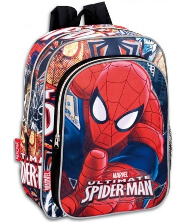 MOCHILA SPIDERMAN ULTIMATE
