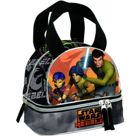 BOLSA PARA LA MERIENDA STAR WARS REBELS