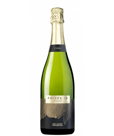 VEGAMAR PRIVÉE 18 BRUT NATURE RESERVA 75cl.