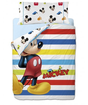 FUNDA NÓRDICA MICKEY CLUB ORIGINAL