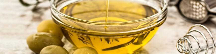 Aceites oliva virgen