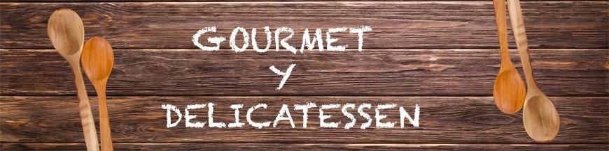 Gourmet y Delicatessen